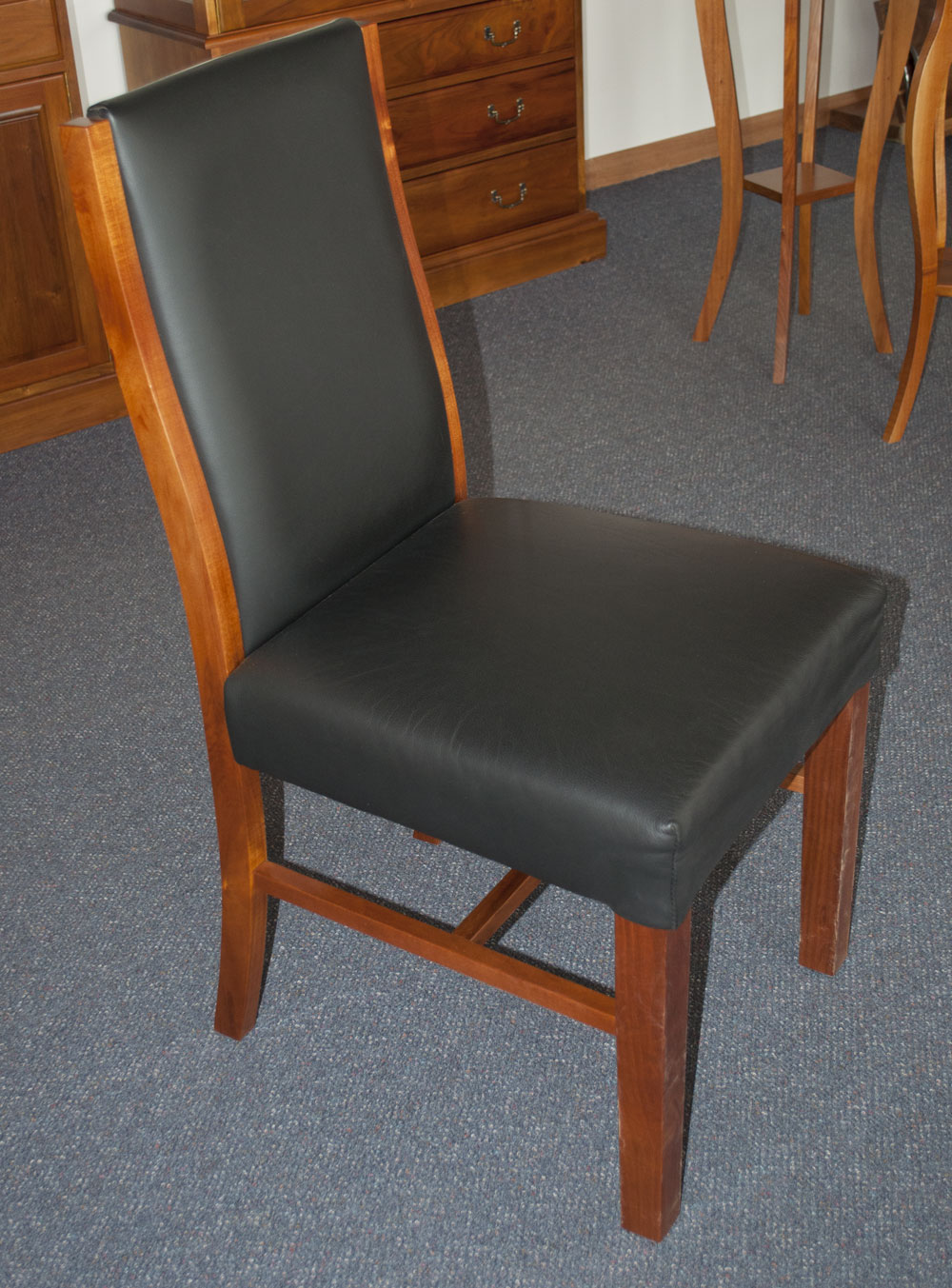 Fully Uphostered Chair - Turners Blackwood Furniture